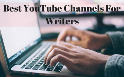 Best Youtube Channels For Writers