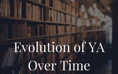 Evolution of YA Over Time