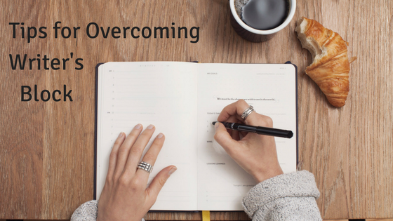 Tips for Overcoming Writer's Block
