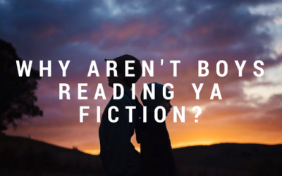 Why Aren't Boys Reading YA Fiction?